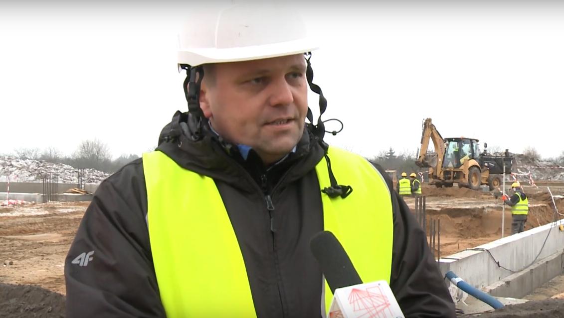 Ireneusz Dokurno – inżynier roku 2017<br //> w kategorii inspektor nadzoru inwestorskiego