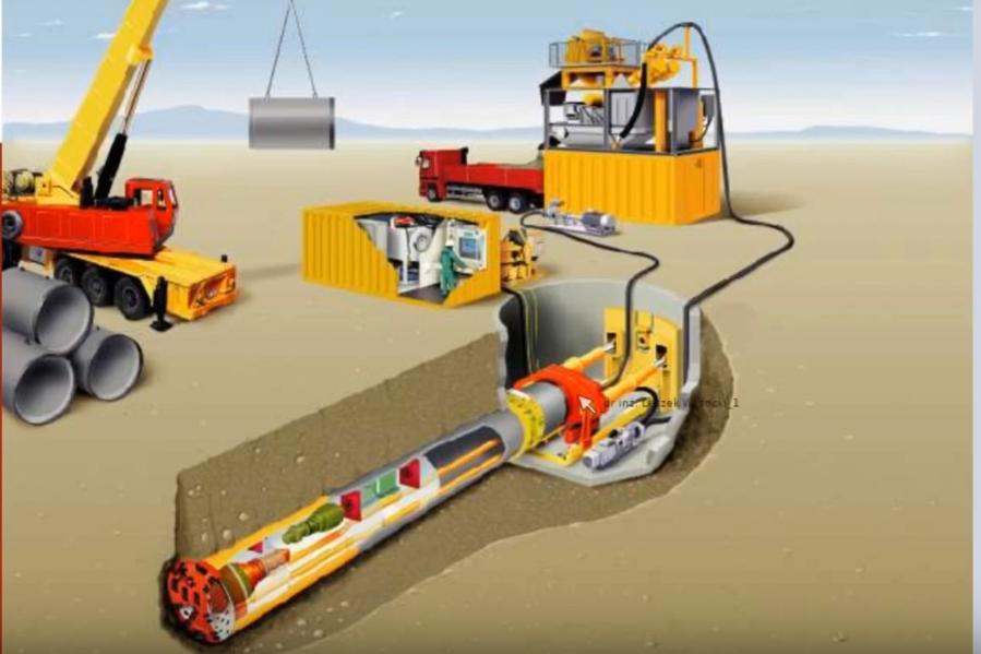 Bezwykopowe technologie budowy sieci uzbrojenia podziemnego, wykład dr inż. Leszka Wysockiego