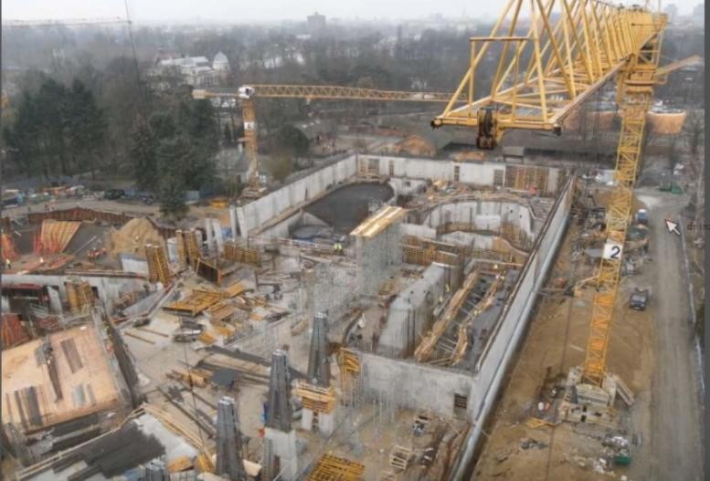 Wyzwania konstrukcyjne realizacji Afrykarium-0ceanarium we wrocławskim ZOO, wykład dr. inż. Macieja Mincha