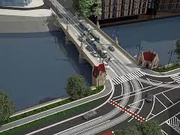 Przebudowa mostów Pomorskich we Wrocławiu wraz z odcinkiem sieci cieplnej