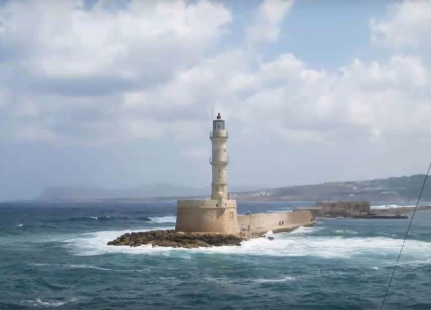 Kreta oczywista, Kreta nieoczywista, wykład prof. Rafała Eysymontta